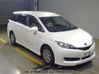 2011 TOYOTA WISH 1.8X HID SELECTION