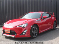 2016 TOYOTA 86 2.0 GT AERO PACKAGE
