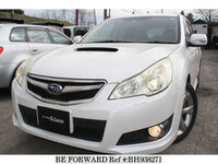 2009 SUBARU LEGACY TOURING WAGON 2.5 GT S PACKAGE