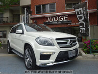 2013 MERCEDES-BENZ GL-CLASS 4MATIC AMG EXCLUSIVE PACKAGE
