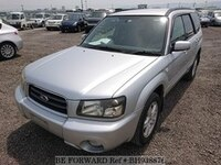 2004 SUBARU FORESTER X20 TOUGH PACKAGE