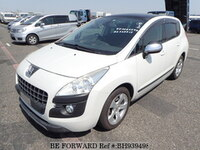 2012 PEUGEOT 3008 FAMILY PACKAGE