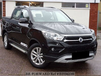 2018 SSANGYONG MUSSO AUTOMATIC DIESEL