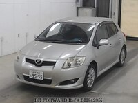 2009 TOYOTA AURIS 150X S PACKAGE