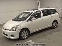 2005 TOYOTA WISH X NEO EDITION