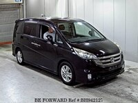 2008 HONDA STEP WGN SPADA S Z PACKAGE