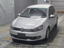 Used 2010 VOLKSWAGEN GOLF BH942353 for Sale for Sale