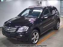 Used 2008 MERCEDES-BENZ M-CLASS BH942068 for Sale for Sale