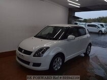 Used 2009 SUZUKI SWIFT BH942108 for Sale for Sale