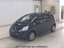 Used 2009 HONDA FIT BH942512 for Sale for Sale