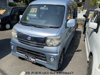 2006 DAIHATSU ATRAI WAGON CUSTOM TURBO RS