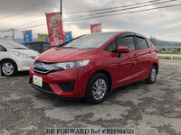 2013 HONDA FIT 1.3 13G L PACKAGE