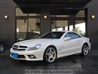2009 MERCEDES-BENZ SL-CLASS AMG SPORTS PACKAGE