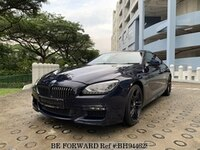 2014 BMW 6 SERIES 640I GRAN COUPE M SPORT LED