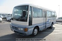 1998 ISUZU JOURNEY BUS