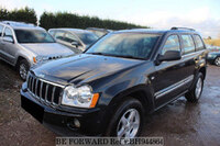 2007 JEEP GRAND CHEROKEE AUTOMATIC DIESEL