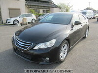 2012 TOYOTA MARK X 250G RELAX SELE BLACK LIMITED