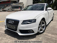 2011 AUDI A4 SLINE-LED-TURBO