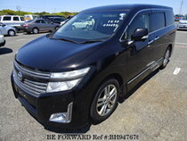 Used 2012 NISSAN ELGRAND BH947676 for Sale for Sale