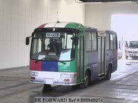 2006 ISUZU JOURNEY BUS