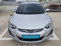 2016 HYUNDAI AVANTE (ELANTRA) 1.6 LPG * NO ACCIDENT *