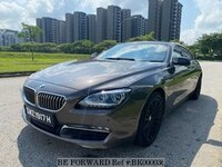 2013 BMW 6 SERIES GRAN-COUPE
