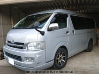 2008 TOYOTA HIACE WAGON 2.7 GL LONG