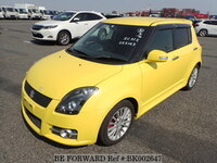 2010 SUZUKI SWIFT SPORTS F LIMITED