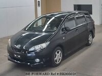 2010 TOYOTA WISH 1.8X HID SELECTION