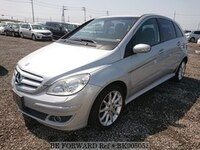 2006 MERCEDES-BENZ B-CLASS B170 SPORTS PACKAGE