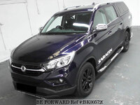 2020 SSANGYONG MUSSO AUTOMATIC DIESEL