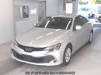 2018 TOYOTA MARK X 250G F PACKAGE