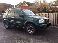 2002 SUZUKI GRAND VITARA MANUAL PETROL