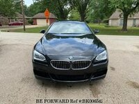 2013 BMW 6 SERIES 640I GRAN COUPE RWD