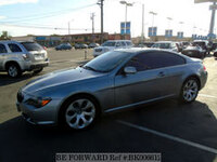 2006 BMW 6 SERIES  COUPE RWD