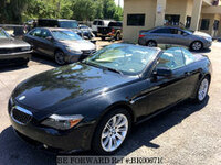 2006 BMW 6 SERIES CONVERTIBLE RWD