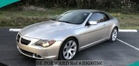 2003 BMW 6 SERIES CONVERTIBLE RWD