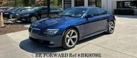 2009 BMW 6 SERIES COUPE RWD
