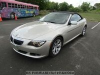 2009 BMW 6 SERIES CONVERTIBLE RWD