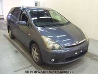 2004 TOYOTA WISH 1.8X NEO EDITION