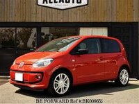 2014 VOLKSWAGEN UP! ORANGEUP