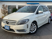 2012 MERCEDES-BENZ B-CLASS BLUE EFFICIENCY
