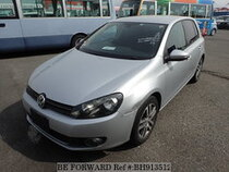 Used 2010 VOLKSWAGEN GOLF BH913512 for Sale for Sale