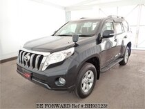 Used 2017 TOYOTA LAND CRUISER PRADO BH931238 for Sale for Sale