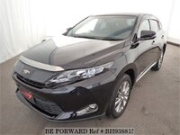 2016 TOYOTA HARRIER PREMIUM ADVANCED PACKAGE