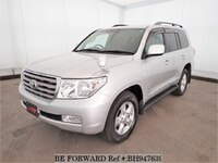 2009 TOYOTA LAND CRUISER AX G SELECTION