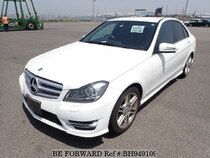 Used 2013 MERCEDES-BENZ C-CLASS BH949109 for Sale for Sale