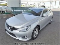 2016 TOYOTA MARK X 250G FOUR F PACKAGE