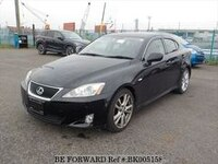 2007 LEXUS IS IS250 VERSION S
