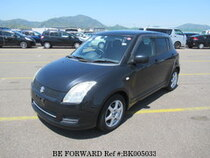 Used 2008 SUZUKI SWIFT BK005033 for Sale for Sale